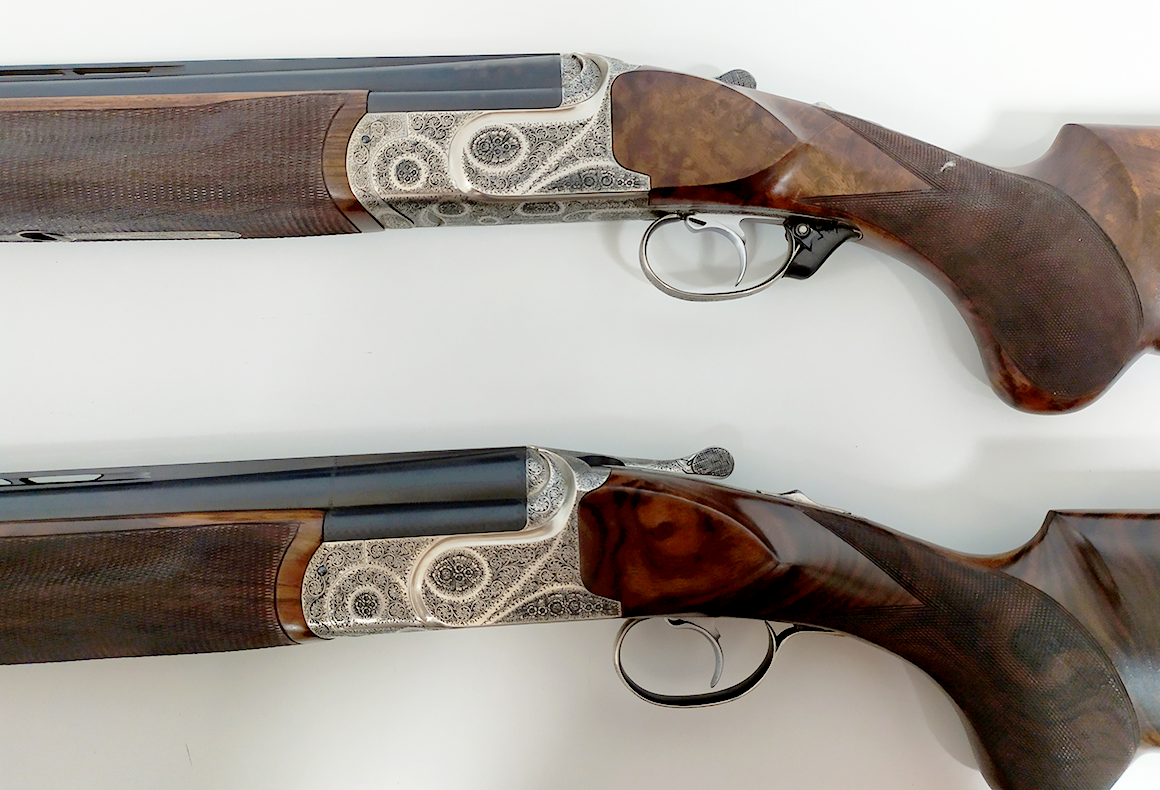 Second-hand shotgun 5 Luxe A